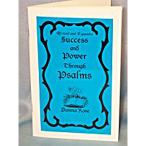 Success & Power through Psalms - Wiccan Place