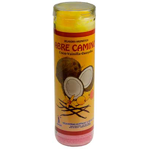 Road Opener (Abre Camino) 7 Day aromatic jar candle