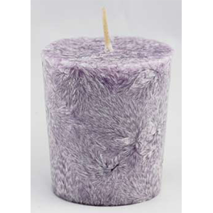 Lavender Palm Oil Votive Candle - Wiccan Place
