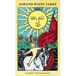Albano Waite tarot - Wiccan Place
