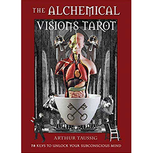 Alchemical Visions tarot (dk & bk) by Arthur Taussig - Wiccan Place