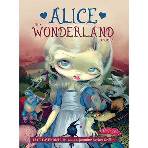 Alice the Wonderland oracle by Cavendish & Griffith - Wiccan Place