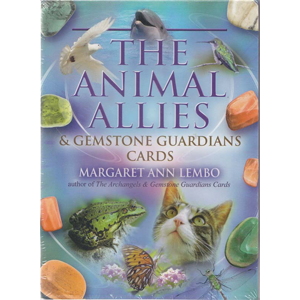 Animal Allies & Gemstone Guardians cards by Margaret Ann Lembo - Wiccan Place