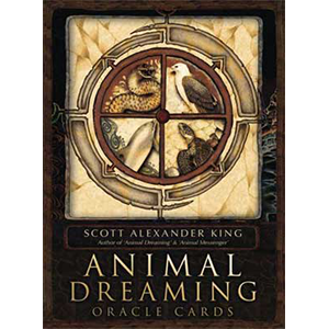 Animal Dreaming oracle by Scott Alexander King - Wiccan Place