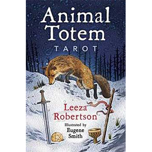 Animal Totem tarot deck & book by Leeza Robertson - Wiccan Place