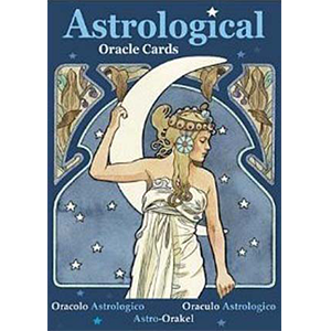 Astrological Oracle cards by Lunaea Weatherstone - Wiccan Place