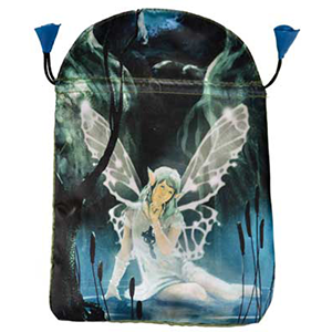 "Fairy Tarot Bag by Lo Scarabeo 6"" x 9"" - Wiccan Place"