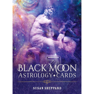 Black Moon Astrology cards by Susan Sheppard - Wiccan Place
