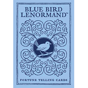Blue Bird Lenormand deck - Wiccan Place
