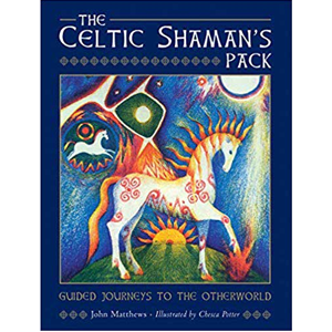Celtic Shaman's pack Deck & Book by Matthews & Potter - Wiccan Place