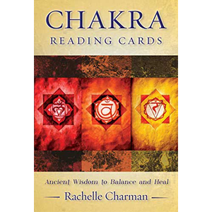 Chakra Reading cards by Rachelle Charman - Wiccan Place