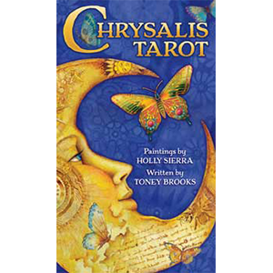 Chrysalis Tarot by Toney Brooks - Wiccan Place