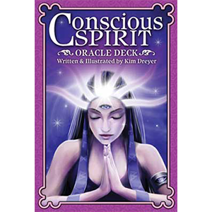 Conscious Spirit oracle deck by Kim Dreyer - Wiccan Place