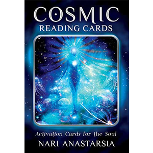 Cosmic Reading cards by Nari Anastarsia - Wiccan Place