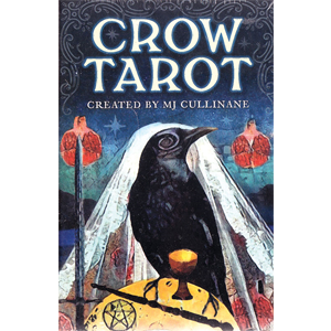 Crow Tarot Deck by MJ Cullinane - Wiccan Place