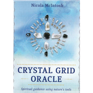Crystal Grid oracle by Nicola McIntosh - Wiccan Place