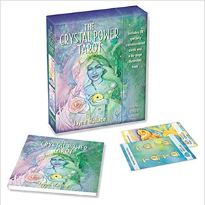 Crystal Power tarot by Jayne Wallace - Wiccan Place