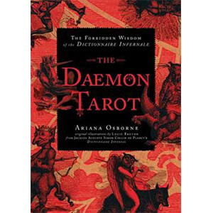 Daemon Tarot deck by Ariana Osborne - Wiccan Place