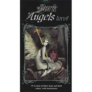 Dark Angels Tarot Deck by Russo - Wiccan Place