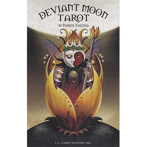 Deviant Moon tarot deck by Patrick Valenza - Wiccan Place