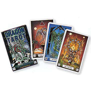Dragon Tarot by Donaldson & Pracownik - Wiccan Place
