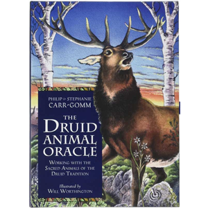 Druid Animal Oracle deck by Carr-Gomm & Carr-Gomm - Wiccan Place