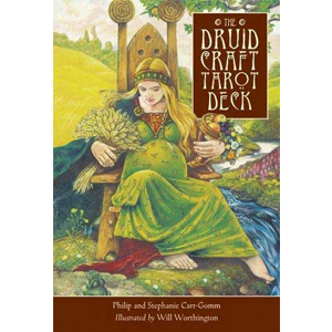 Druid Craft tarot deck by Carr-Gomm & Carr-Gomm