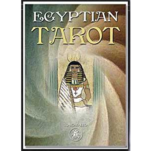 Egyptian tarot by Silvana Alasia - Wiccan Place