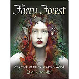 Faery Forest oracle by Lucy Cavendishn - Wiccan Place