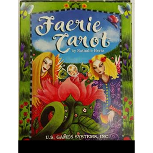 Faerie tarot deck by Nathalie Hertz - Wiccan Place