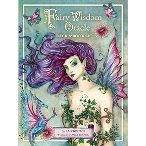 Fairy Wisdom oracle by Brown & Brown - Wiccan Place