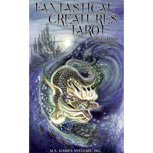 Fantastical Creatures tarot deck by D.J. Conway - Wiccan Place