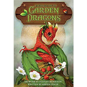 Field Guide to Garden Dragons by Morrison & Lynch - Wiccan Place
