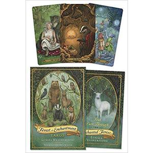 Forest of Enchantment tarot deck & book by Weatherstone & Allwood - Wiccan Place
