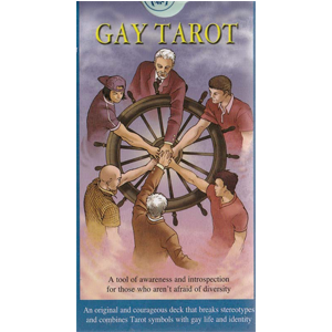 Gay Tarot by Bursten & Platano - Wiccan Place