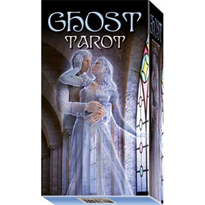 Ghost Tarot deck by Davide Corsi