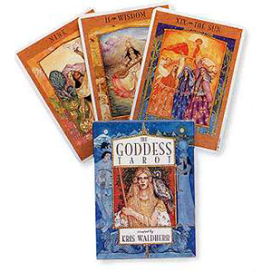 Goddess tarot deck by Kris Waldherr - Wiccan Place