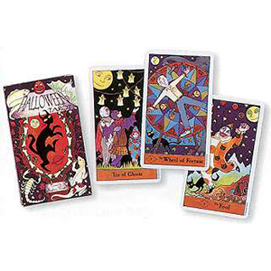 Halloween Tarot by West & Kipling - Wiccan Place