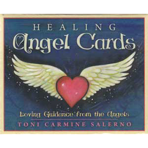 Healing Angel cards by Toni Carmine Salerno - Wiccan Place