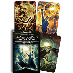 Healing Light tarot by Christopher Butler - Wiccan Place
