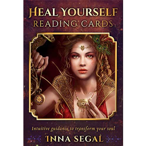 Heal Yourself reading cards by Inna Segal - Wiccan Place