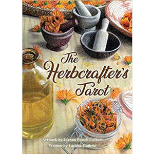 Herbcrafter's tarot by Colbert & Guthrie - Wiccan Place