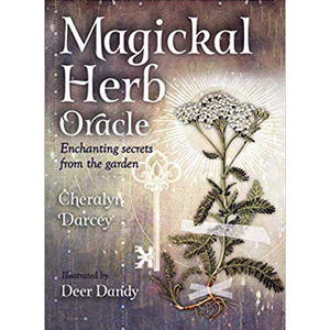 Magickal Herb oracle by Darcey & Dandy
