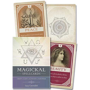 Magickal Spellcards by Lucy Cavendish - Wiccan Place