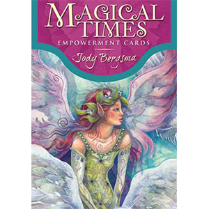 Magoial Times Empowerment Cards by Jody Bergsma - Wiccan Place