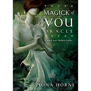Magick of You oracle by Fiona Horne - Wiccan Place