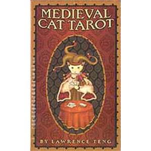 Medieval Cat tarot deck by Pace & Teng - Wiccan Place