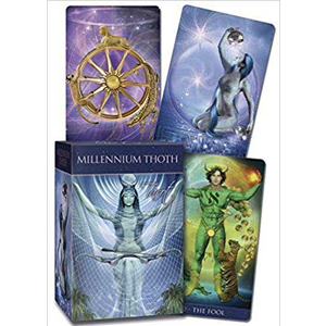 Millennium Thoth tarot - Wiccan Place