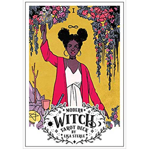 Modern Witch tarot deck by Lisa Sterle - Wiccan Place