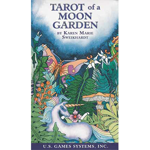 Tarot of a Moon Garden by Sweikhardt & Marie - Wiccan Place